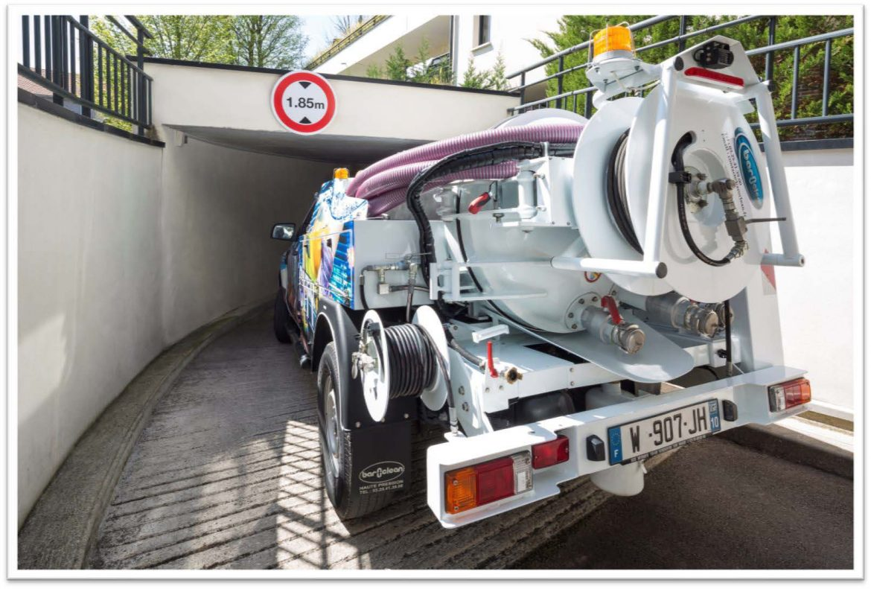 BAROCLEAN garagekombi ford ranger