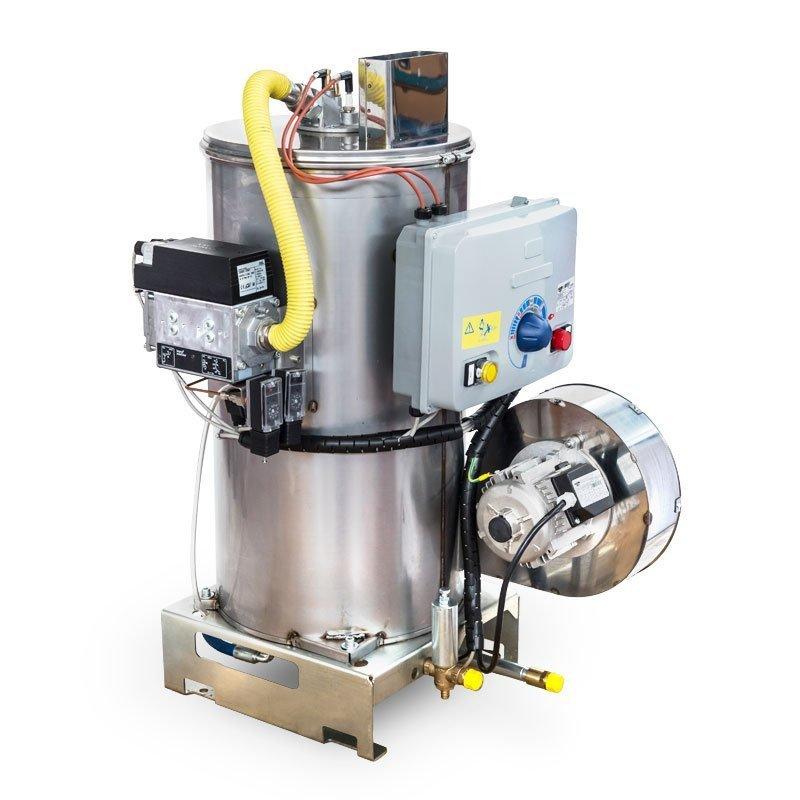 43-04043 Hetvattenpanna gas