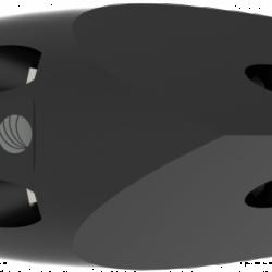 """Quatrodysa ENZ Silverline 1/2"""" Isdysa"""