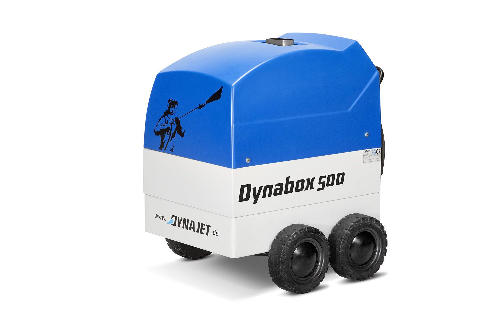 68-1521009 Dynabox hotbox hetvattenpanna
