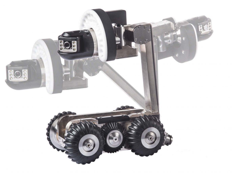 Traktor rörinspektion Gejos Crawler