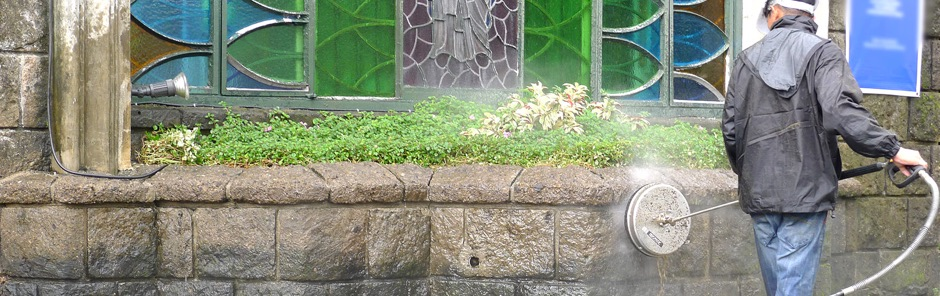 prestec miljövänlig ogräsborttagning