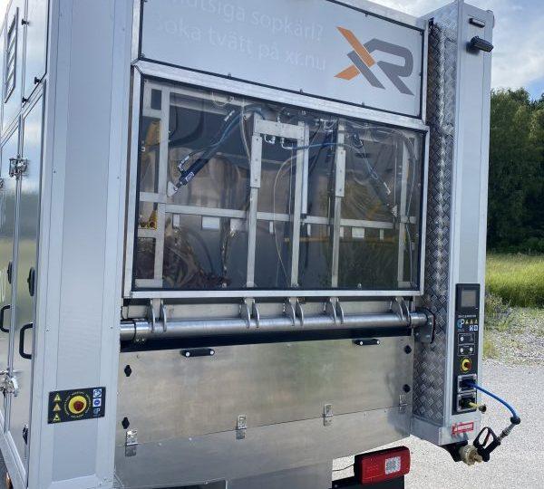 Utleverans av Kärltvätt Bincleaner 500 till XR Miljöhantering